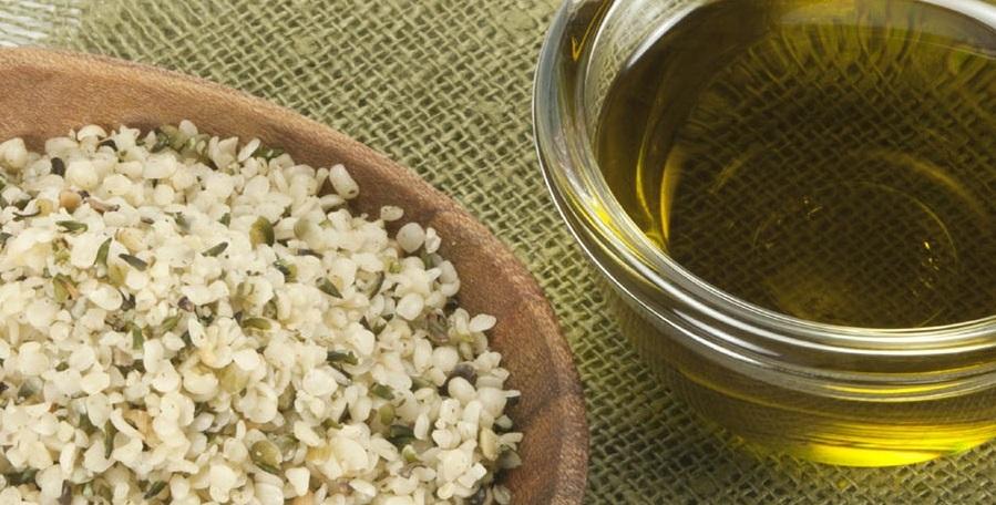 huile de chanvre - graines - cosmetique - cannabis - chenevis - essence - baume