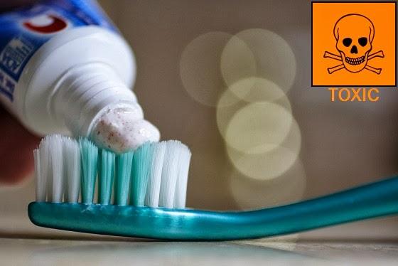 dentifrice - dioxyde de titane