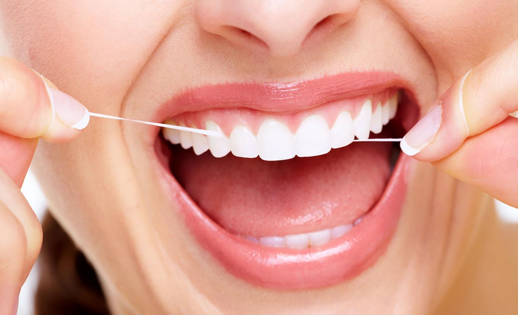 dentifrice - fil dentaire - hygiène bucco-dentaire