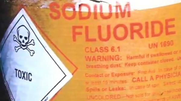 dentifrice - fluor