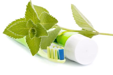 dentifrice - sans fluor
