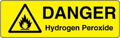 dentifrice - peroxyde hydrogene