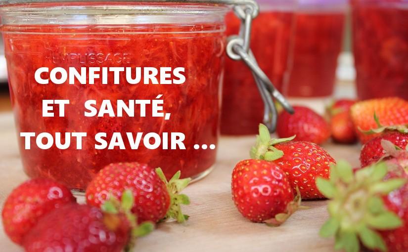 Confiture bio : recette 100% fruits sans sucre!