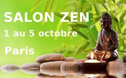 Salon zen: rendez-vous bouddhisme et bien-être!