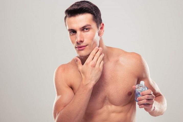 apres rasage - cosmetique