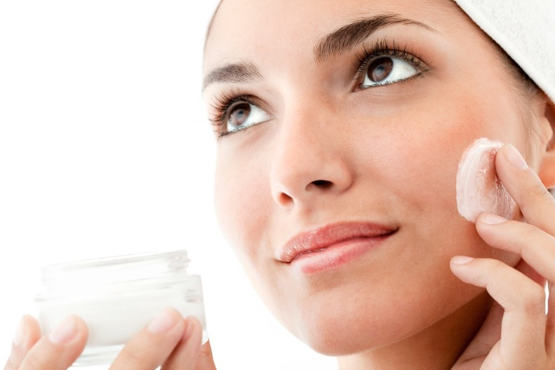 creme hydratante - cosmetique