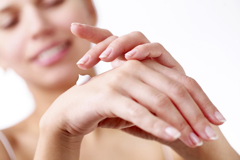creme pour les mains - cosmetique