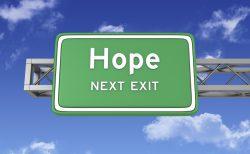 Citation sur l'espoir, tout est possible!