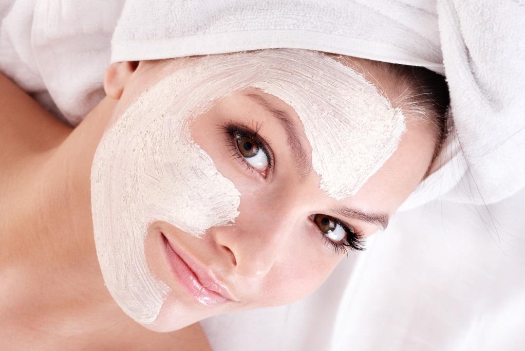 gommage visage - cosmetique